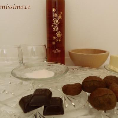 Kaštanový dezert