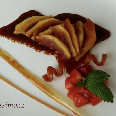 Cedrát v karamelu