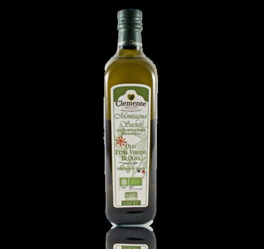 BIO Extra panenský olivový olej Montagna Sacra