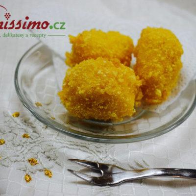 Smažené mozzarellky