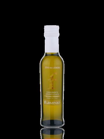 Extra panenský olivový olej Flaminio Natural Essence s citrónem
